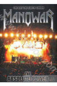 Фото - Manowar: The Absolute Power (2 DVD)