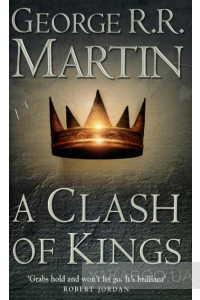 Фото - A Song of Ice and Fire. Book 2. A Clash of Kings