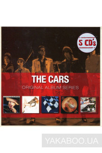 Фото - The Cars: Original Album Series (5 CDs Set) (Import)