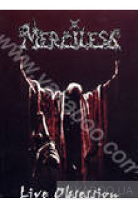 Фото - Merciless: Live Obsession (DVD)