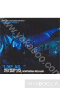 Фото - Live as...Greg Downey: Vol.5. Recorded live at Planet Love, Northen Ireland