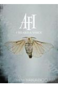 Фото - AFI: I Heard a Voice. Live from Long Beach Arena (DVD)