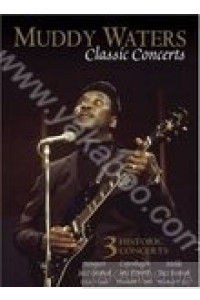 Фото - Muddy Waters: Classic Concerts (DVD)