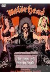 Фото - Motorhead: The Best of Motorhead (DVD)