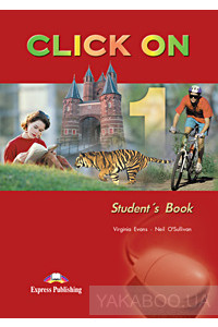 Фото - Click On 1: Student's Book