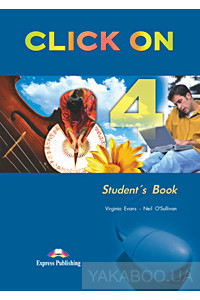 Фото - Click On 4: Student's Book