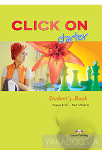 Фото - Click On Starter: Student's Book