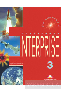 Фото - Enterprise 3: Student's Book