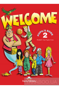 Фото - Welcome 2. Pupil's Book