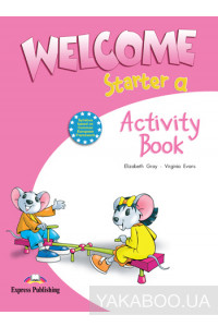 Фото - Welcome Starter A. Activity Book