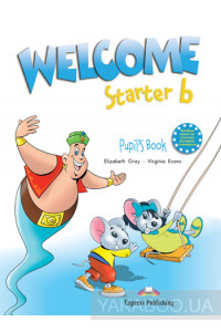 Фото - Welcome Starter B. Pupil's Book