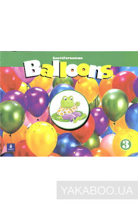 Фото - Ballons 3. Pupils Book