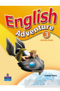 Фото - English Adventure. Level 3. Activity Book