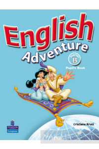 Фото - English Adventure. Starter B. Pupil's Book