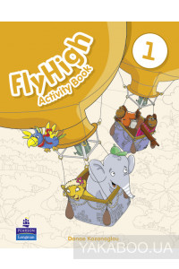 Фото - Fly High Level 1. Activity Book