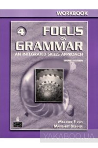 Фото - Focus on Grammar 4. Workbook