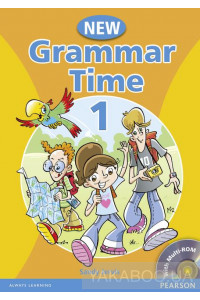 Фото - Grammar Time. Level 1. Students' Book (+ CD)