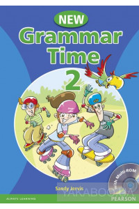 Фото - Grammar Time. Level 2. Students' Book (+ CD)