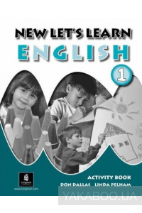 Фото - New Let's Learn English 1. Activity Book