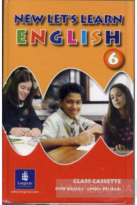 Фото - New Let's Learn English 6. Class Cassette