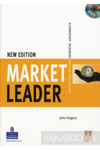 Фото - Market Leader New Edition! Elementary Practice File (+ CD)