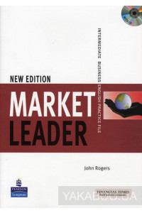 Фото - Market Leader New Edition! Intermediate Practice File Book (+ CD)
