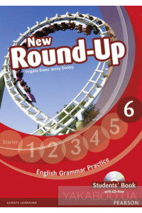 Фото - New Round-Up 6. Students' Book (+ CD-ROM)