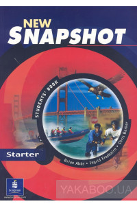 Фото - New Snapshot Starter Students' Book