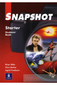 Фото - Snapshot Starter Students' Book