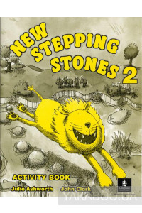 Фото - New Stepping Stones 2. Activity Book