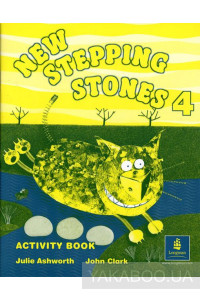 Фото - New Stepping Stones 4. Activity Book