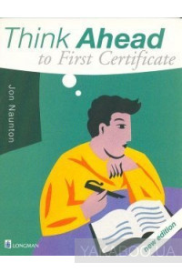 Фото - Think Ahead to First Certificate. Coursebook
