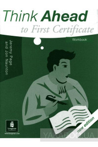 Фото - Think Ahead to First Certificate. Workbook