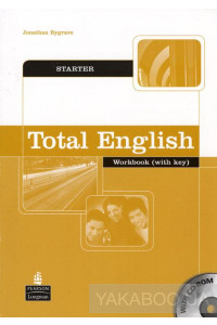 Фото - Total English Starter Workbook with Key (+ CD)