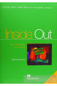 Фото - Inside Out Elementary Workbook with Key (+ CD-ROM)