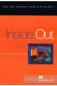 Фото - Inside Out Pre-Intermediate Student's Book