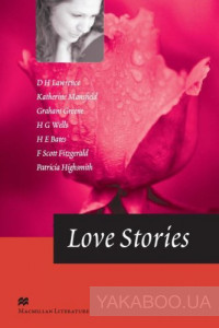 Фото - Macmillan Literature Collections: Love Stories