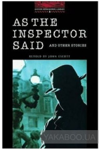 Фото - As the Inspector Said and Other Stories