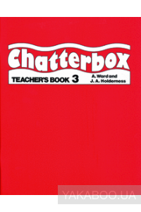 Фото - Chatterbox 3. Teacher's Book