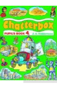 Фото - Chatterbox 4. Pupil's Book