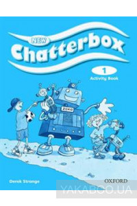 Фото - New Chatterbox 1. Activity Book