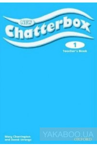 Фото - New Chatterbox 1. Teacher's Book