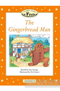 Фото - Classic Tales Beginner 2. The Ginderbread Man