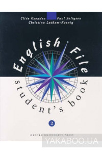 Фото - English File 2. Student Book