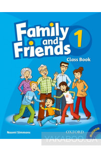 Фото - Family and Friends 1. Class Book Pack