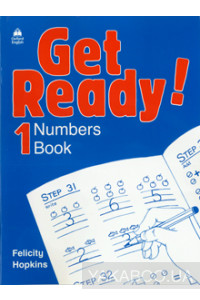Фото - Get Ready 1. Numbers Book