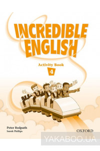 Фото - Incredible English 4. Activity Book