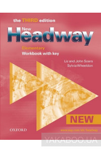 Фото - New Headway Elementary. Workbook (With Key)