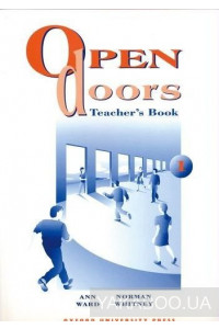 Фото - Open Doors. Level 1. Teacher's Book