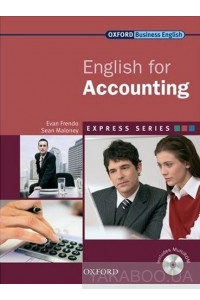 Фото - Oxford English for Accounting. Student's Book